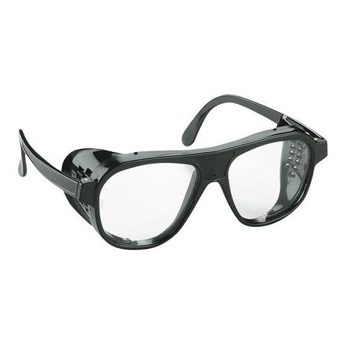Work Glasses Transparent Polycarbonate Lenses with Side Protections 161041 BELUNA / T Newtec
