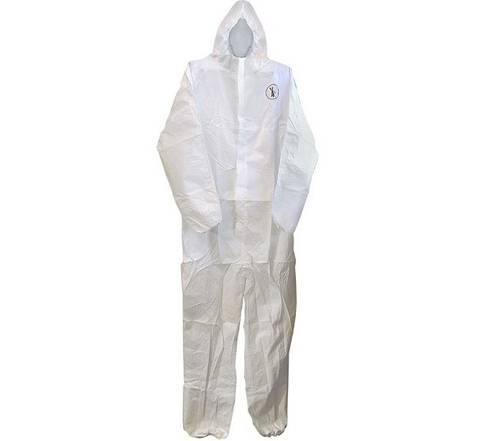 Protective Suit with Disposable Hood CAT.III TYPE 5-6 LIGHT800 / 2 Logica
