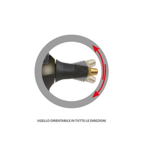 Pump Pressure Green Two 2 Litres Volpi 3344