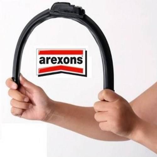 Brush wiper FLAT BLADE Arexons