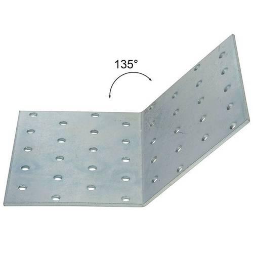 Insert at an angle 135 ° 100x100x100mm Art.386 Sipa