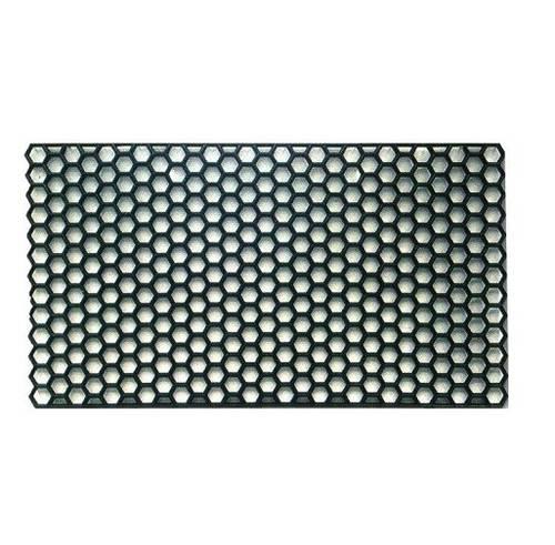 Hexagonal Rectangular PVC doormat cm.40x80