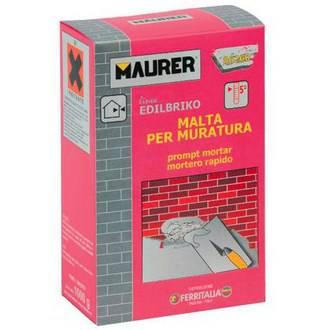 Masonry mortar 1kg Maurer 86261