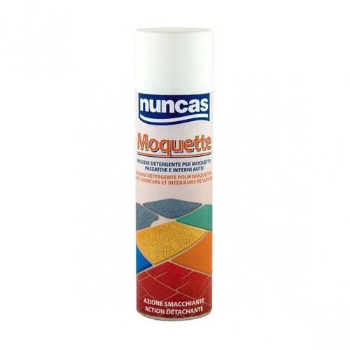 Spray foam carpet Detergente 500 ml Nuncas