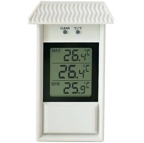 Digital Thermometer Min / Max 105055 Möller-Therm