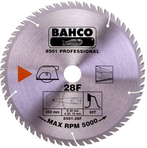 Lama Circolare 8501-30XF 300mm Bahco