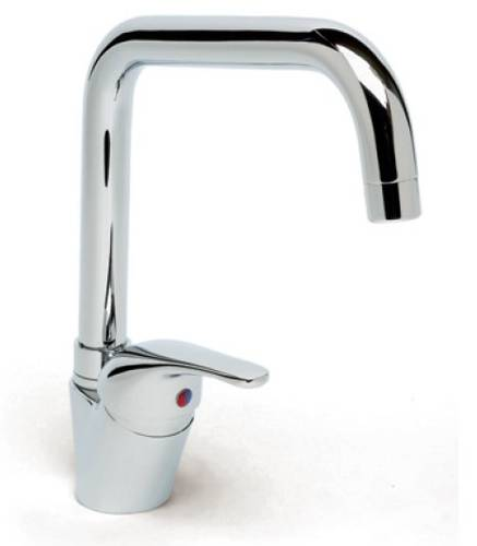 Sink Mixer with High Boot