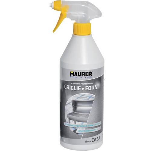 Spray Cleaner for Grills and Ovens ml.750 94171 Maurer