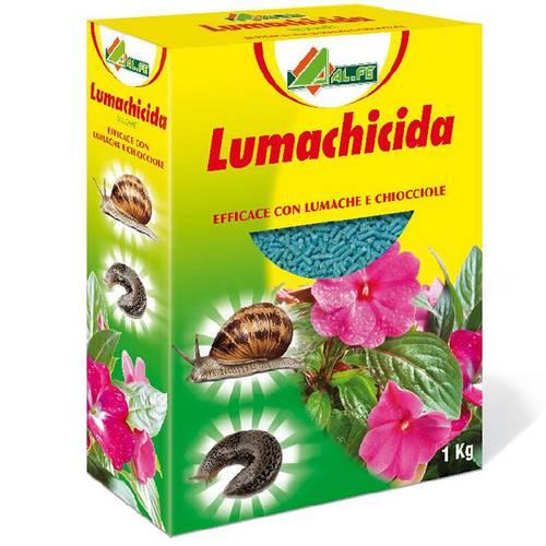Lumachicida for Orti gardene Plus 1kg Al.Fe
