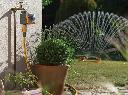 Programmatore Timer Irrigazione a Batteria AC Water Timer Plusr 2700 Hozelock