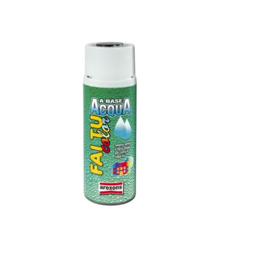 FAI TU Smalto Acrilico Spray Base Acqua per Legno Vetro Carta e Metalli 400ml Arexons