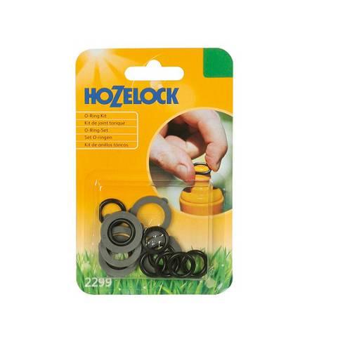 Kit O-ring Rondelle in Gomma per Raccordi Irrigazione 2299 Hozelock