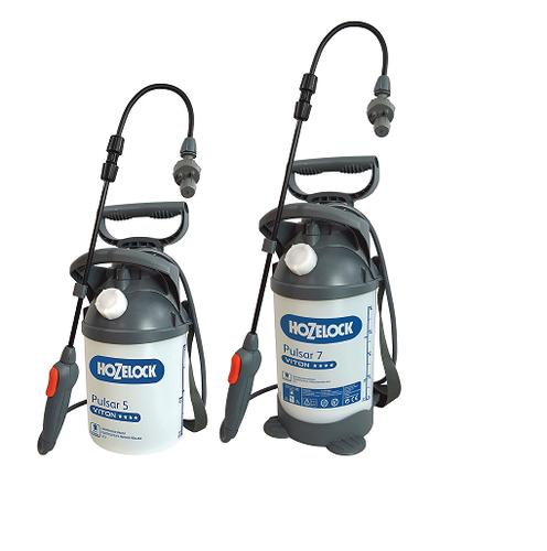 Pompa Nebulizzatore ad Accumulo Pressione Prodotti Aggressivi PULSAR VITON Hozelock