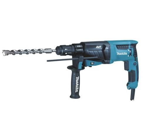 Drill Hammer Drill 800W SDS PLUS 28 mm 3 Functions HR2811F Makita_e6LPHCjdPgd3